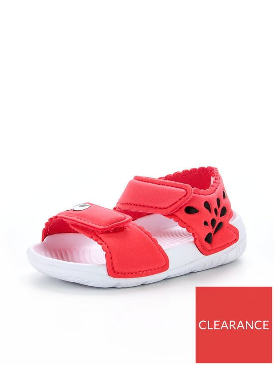 46fd8feb6423 adidas AltaSwim Infant Sandals