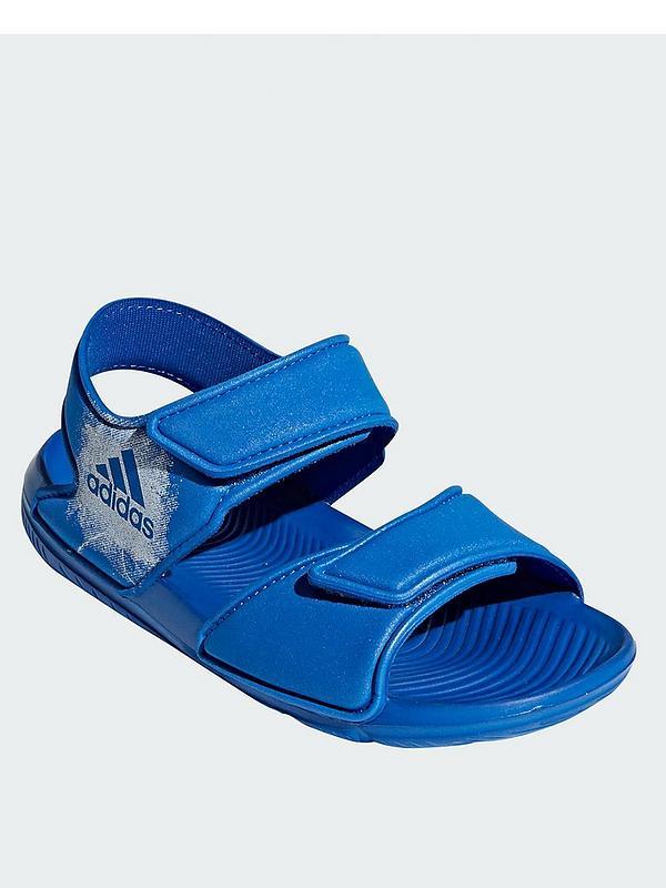 AltaSwim Childrens Sandals - Blue/White