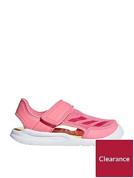 adidas-fortaswim-childrens-sandals-pink