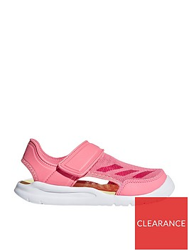 adidas-fortaswim-childrens-sandals-pink