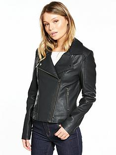 oasis-faux-leather-biker-jacket