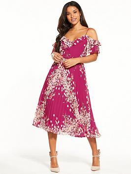 oasis-kimono-pleated-midi-dress