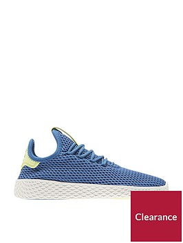 adidas-originals-pw-tennis-hu-junior-trainer-bluewhitenbsp