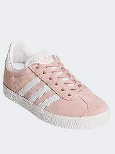 adidas-originals-originals-gazelle-childrens-trainers-pink