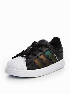 Adidas Originals Superstar Trainers Child Baby Www Very Co Uk