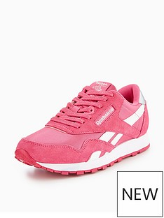 reebok-reebok-classic-nylon-junior-trainer