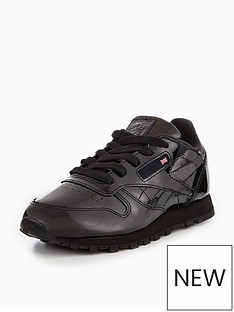 reebok-reebok-classic-leather-patent-childrens-trainer