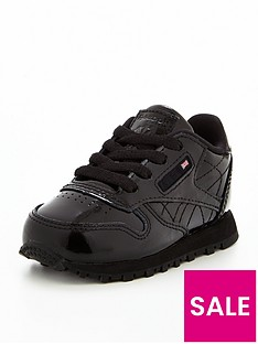 reebok-reebok-classic-leather-patent-infant-trainer