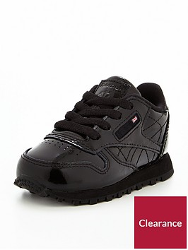 reebok-reebok-classic-leather-patent-infant-trainer