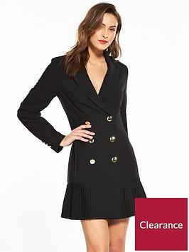 v-by-very-tuxedo-dress