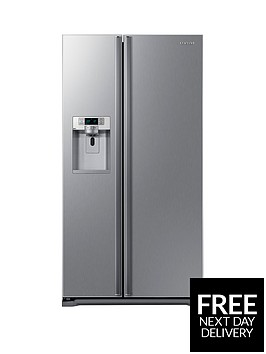 samsung-rsg5uusl1xeu-90cm-american-style-frost-free-fridge-freezer-with-plumbed-ice-and-water-dispenser-stainless-steel-5-year-samsung-parts-and-labour-warranty