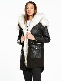 river-island-faux-fur-lined-hooded-parka