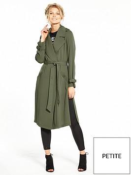 ri-petite-tie-sleeve-duster-jacket-khaki