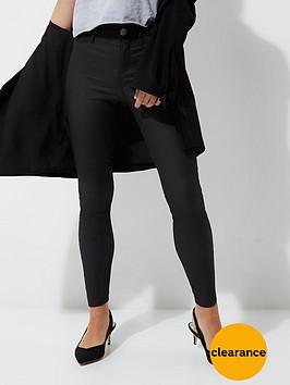ri-petite-molly-coated-skinny-jeans-black