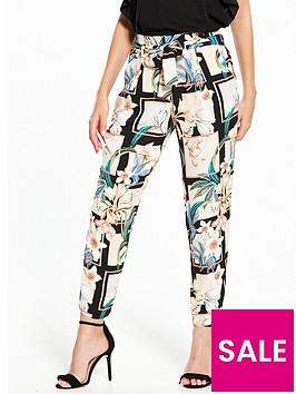 river-island-tapered-fit-floral-trousers
