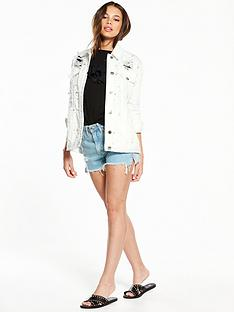 river-island-river-island-pearl-embellished-denim-jacket