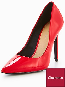 v-by-very-chic-pointed-court-shoe-red