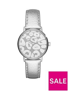 armani-exchange-silver-leather-strap-ladies-watch