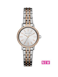 armani-exchange-armani-exchange-lola-rose-and-silver-two-tone-bracelet-strap-ladies-watch