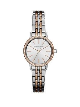 armani-exchange-lola-rose-gold-and-silver-two-tone-bracelet-strap-ladies-watch