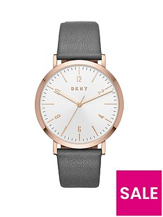 dkny-dkny-minetta-rose-gold-case-grey-leather-strap-ladies-watch