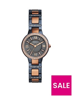 fossil-fossil-virginia-blue-and-rose-ip-stainless-steel-bracelet-ladies-watch