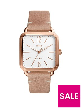 fossil-fossil-micah-rose-gold-ip-case-nude-leather-strap-ladies-watch