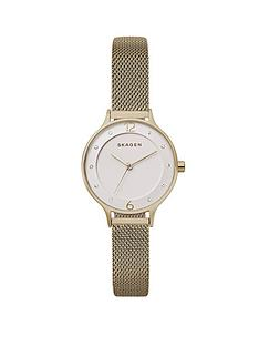 skagen-skagen-anita-nude-stainless-steel-mesh-bracelet-ladies-watch