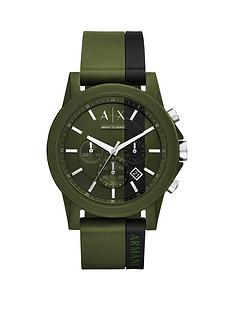armani-exchange-armani-exchange-green-and-black-silicone-strap-men039s-watch