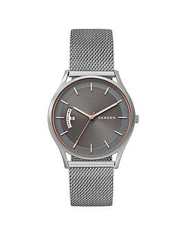 skagen-skagen-holst-stainless-steel-mesh-bracelet-mens-watch