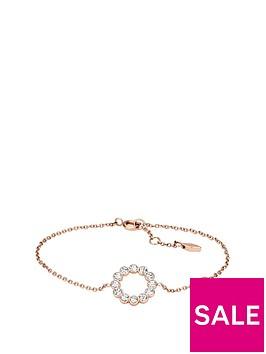 fossil-stainless-steel-rose-gold-tone-glitz-ring-bracelet