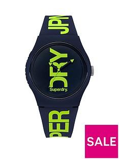 superdry-superdry-urban-fluoro-navy-silicone-strap-mens-watch