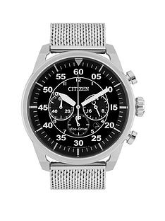 citizen-citizen-eco-drive-chronograph-mens-bracelet-mens-watch