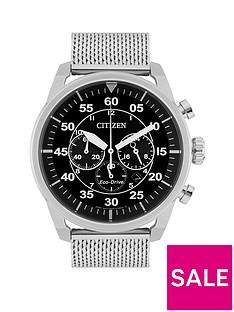 citizen-citizen-eco-drive-chronograph-mens-bracelet-mens-watch