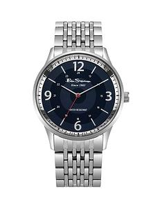 ben-sherman-ben-sherman-blue-dial-stainless-steel-bracelet-mens-watch