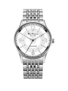 ben-sherman-silver-dial-stainless-steel-bracelet-mensnbspwatch