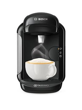 Tassimo Tas1402Gb Vivy Pod Coffee Machine - Black