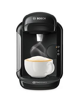 Tassimo Tas1402Gb Vivy Pod Coffee Machine - Black