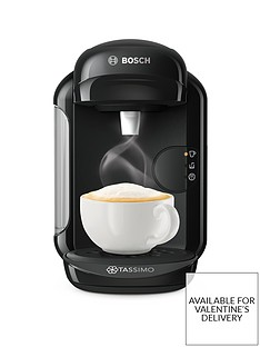 Tassimo Vivy Coffee Maker - Black