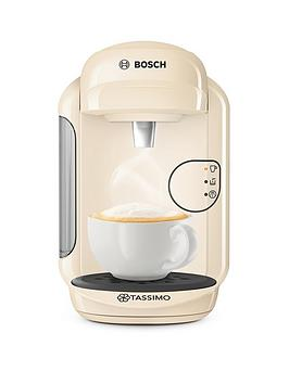 Bosch Vivy 2 TAS1407GB Pod Coffee in Cream