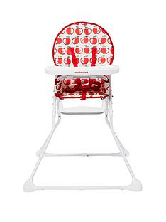 Mothercare Highchair -Apple