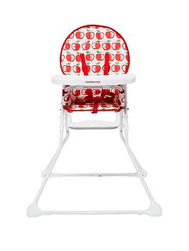 mothercare highchair apple price. Black Bedroom Furniture Sets. Home Design Ideas