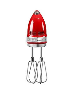 KitchenAid Hand Mixer - Red