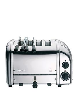Dualit Combi 2+2 Sandwich Toaster – Polished