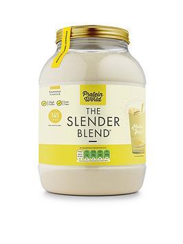 protein-world-slender-blend-600g-banana