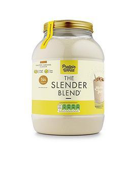 protein-world-slender-blend-600g-salted-caramel