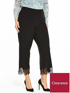 v-by-very-curve-lace-hem-cropped-trouser-black