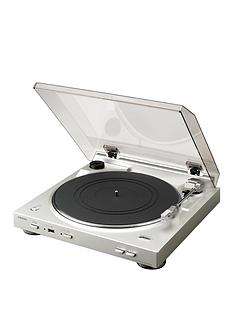 denon-fully-automatic-record-player-silver