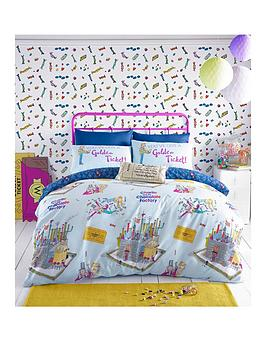 roald-dahl-charlie-and-the-chocolate-factory-single-duvet-cover-set