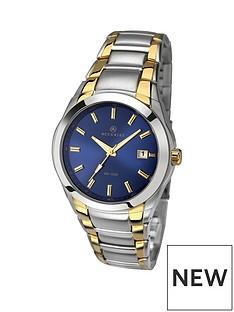 accurist-black-dial-stainless-steel-bracelet-mens-watch